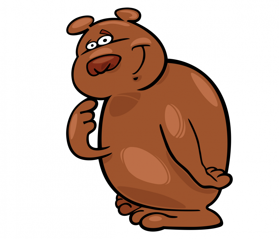 Батыр - сын медведя